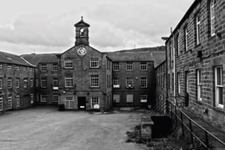 Glasshouses Mill, Pateley Bridge